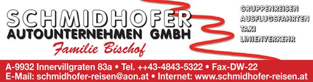 Schmidhofer- Autounternehmen GesmbH